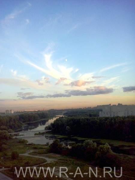 Небо над Балашихой