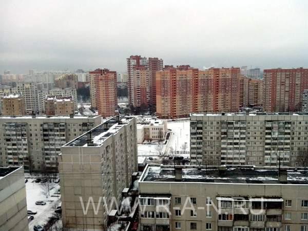Зима в Балашихе